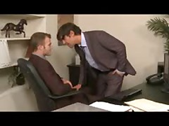Office Sex Gay Porn