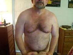Ken Fucks A Hairy Bear Dad