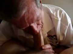 Oldermen Sucking Bigcock