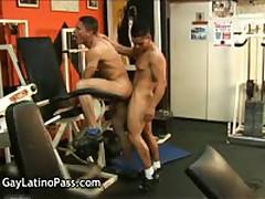 Arnold And Luke Hispanic Homosexual Screw And Blow Job Penis 1 By GayLatinoPass