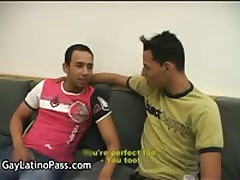 Anthony And Lucas Hispanic Queer Fucked And Sucked Three By GayLatinoPass