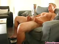 Magazine And Cock In Hand