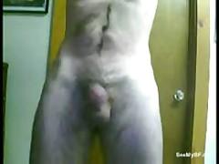 Hot Boyfriend Shows His Tight Ass