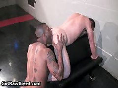Kamrun, Chis Khol, Buster Sly And Igor Lucas In Super Hot Gay Groupsex 5 By GetRawBreed