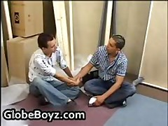 Steamy Teenagers Homo Barebacking For The First Time 1 By GlobeBoyz