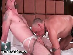 Hard Core Homosexual Barebacking Making Out And Weiner Sucking Off Free Porn 11 By BarebackHoles