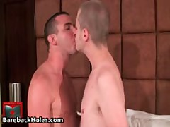 Extreme Homo Condomless Assfuck Making Out And Erection Sucking Off Iron 41 By BarebackHoles