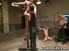 Amazing Insane Bondage Homo Hard Core 5 By BoundPride