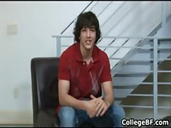 Chandler Cane Wanking His Great College Dick 1 By CollegeBF