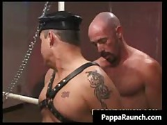 Extreme Queer Hard Core Butt Making Out S&M Queer Scene 1 By PappaRaunch