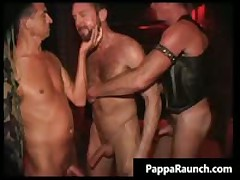 Extreme Queer Hard Core Arse Making Out Bdsm Gang Bang Clip Four By PappaRaunch