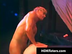 Extreme Gay Fisting Threesome Porn Clips 1 By HDKfisters