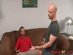 Married Straight Guy Gets Anus Fingered 1 MarriedBF