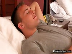 Alex Andrews And Patrick Kennedy Making Out Arse And Sucking Penis 1 By HomoHusband