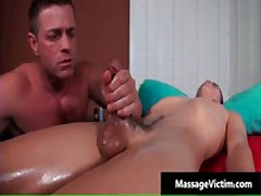 Alec Gets His Amazingly Cute Gay Ass Fucked Deep 6 By MassageVictim