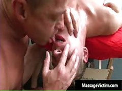 Dude Gets Super Hot Gay Massage And Gets A Hardon 6 By MassageVictim
