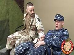 Private Blows Str8 Sailor