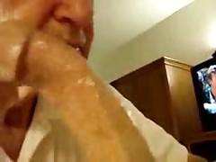 Grandpa Love Big Cock