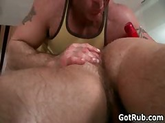 Buddy Gets His Tiny Little Pretty Pooper Massaged 2 By GotRub