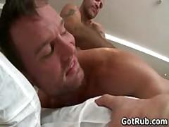 Smooth Booty Buddy Gets Aroused Homo Rubbing 3 By GotRub