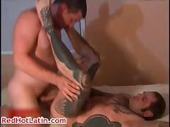 Pierced Joe Romero Gets Homo Butthole Hammered 1 RedHotLatin