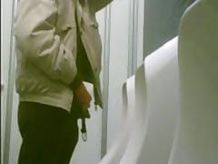 Public Restroom Spycam 2