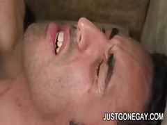 Businessman Giovanni Fucked By College Dude
