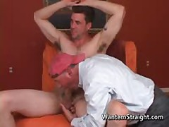 Steamy Heterosexual Men In Gay Porn Action Videos 5 By WantEmStraight