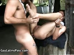Anthony And Mauricio Spanish Queer Screw And Fellatio Weiner 1 By GayLatinoPass