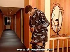 Military Hung Stud