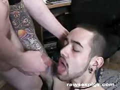 Cumming In An Eager Mouth