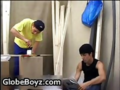 Aroused Teenagers Queer Barebacking For The First Time 15 By GlobeBoyz