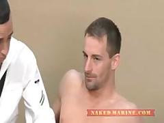 Marine Gets Blown