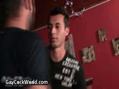 Juan Velez And Alejandro Fernandez Extreme Hardcore Gay Porn 1 By GayCockWorld