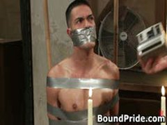 Brenn And Emanuel Having Extreme Gay Bondage Porn 23 By BoundPride