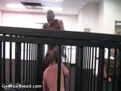 Buster Sly And Chris Khol Interracial Gay Porn 1 By GetRawBreed