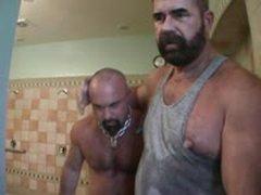 Steve Takes A Shower