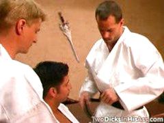 Kinky Martial Artists