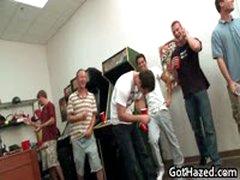 Fresh Straight College Guys Get Gay Hazed 40 By GotHazed