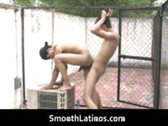 Mexican Twinks Go Gay Bareback 18 By SmoothLatinos