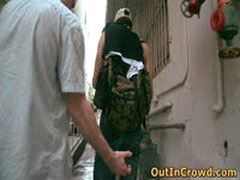 Young Dudes Having Outdoor Gay Sex 4 By OutInCrowd