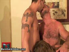 Extreme Gay Bareback Fucking And Cock Sucking Porn 31 By BarebackHoles