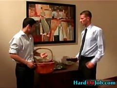 Jay And Rusty Having Fun With Cock And Ass 1 By HardOnJob