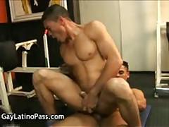 Arnold And Luke Spanish Homosexual Fucks And Sucks 13 By GayLatinoPass