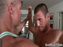 Super Sexy Guy Gets Fine Body Massages 5 By GotRub