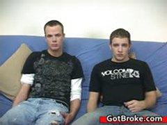 Cj & Austin Gay Sucking And Fucking 3 By GotBroke