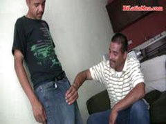 Bisexual Mexican Men Suck Each Other'S Big Uncut Vergas And Then Fuck Each Other'S Tight Culos.
