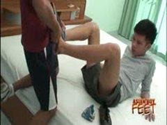 Feet Gay Porn