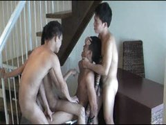 Tickle Fraternity - Nicks Initiation (Scene 2)