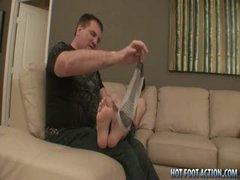 Mugs Massages Jacobs Feet
